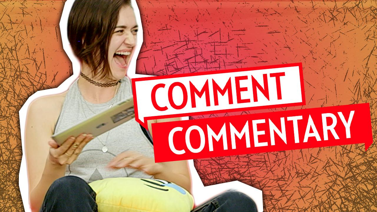 The Editors Respond on Comment Commentary!