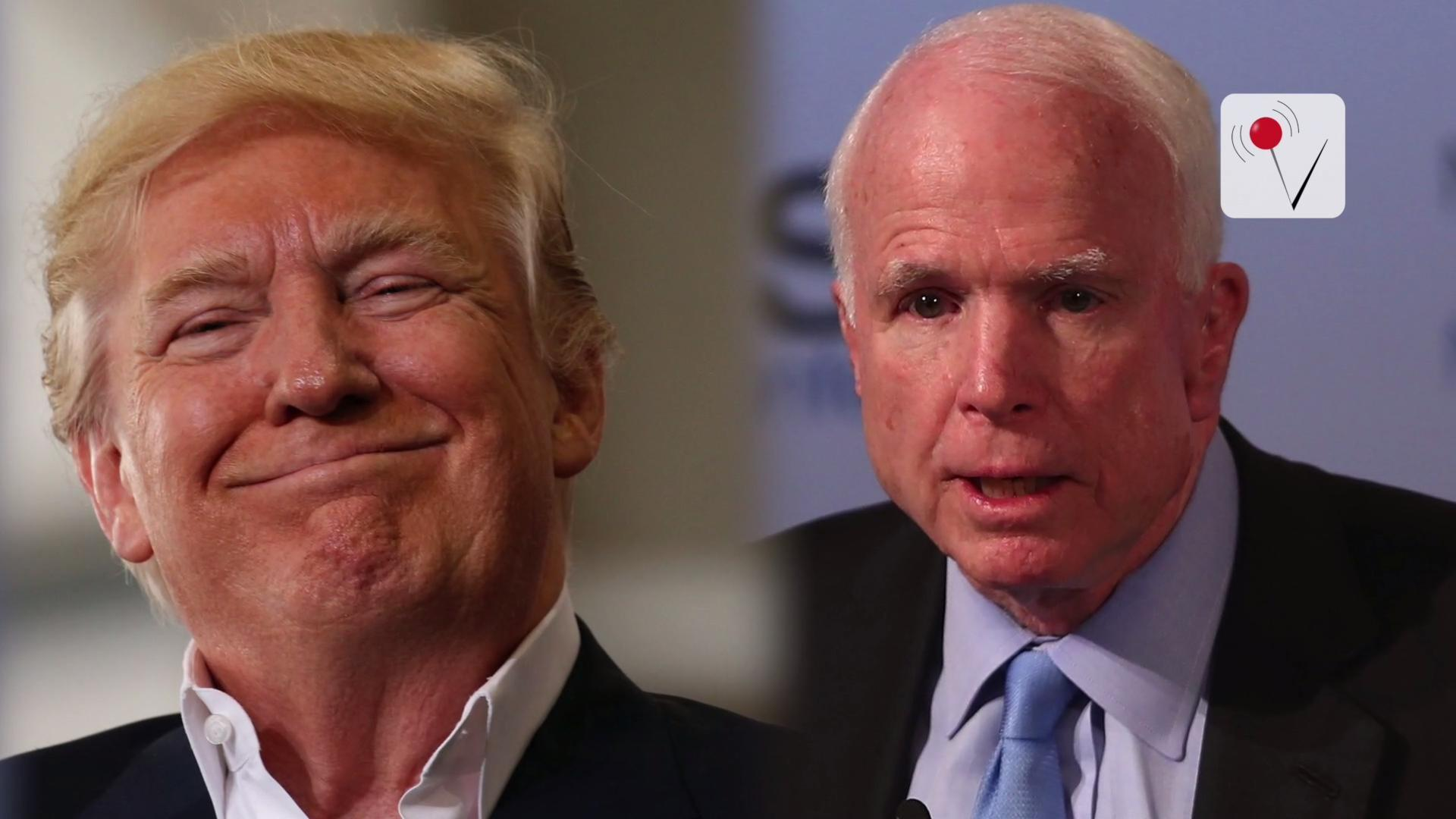 McCain: I Worry About Trump's 'Understanding' of the Issues