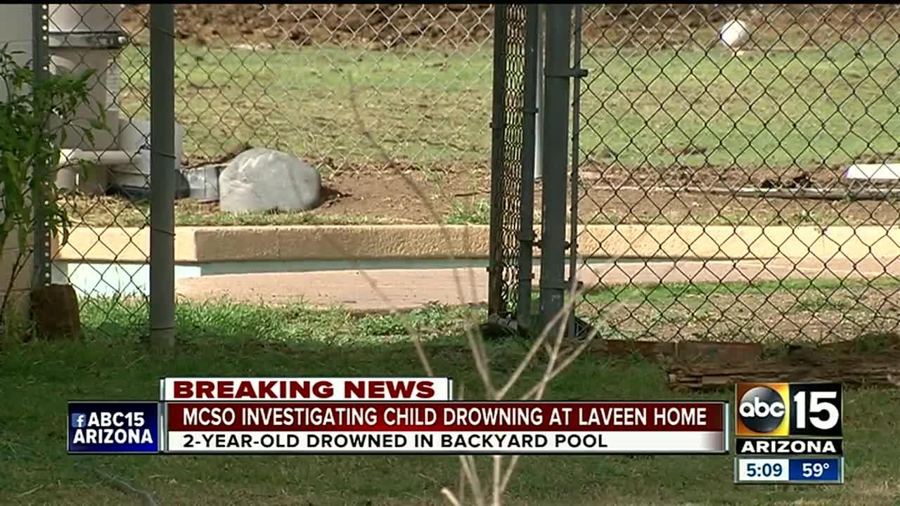 MCSO: 2-year-old drowns in Laveen pool