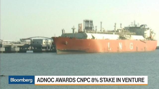 CNPC Buys Stake in Abu Dhabi Oil Venture