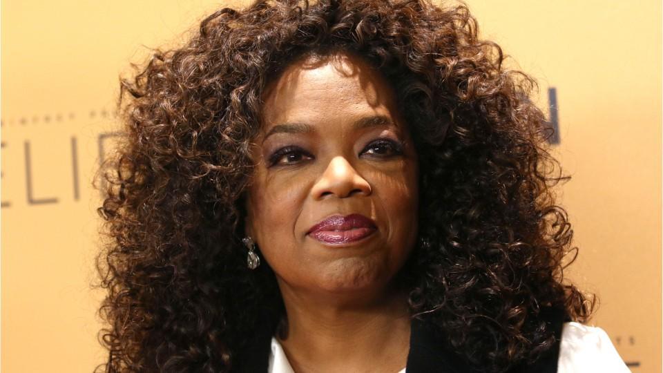 Oprah Winfrey In New Gripping True-Life Drama