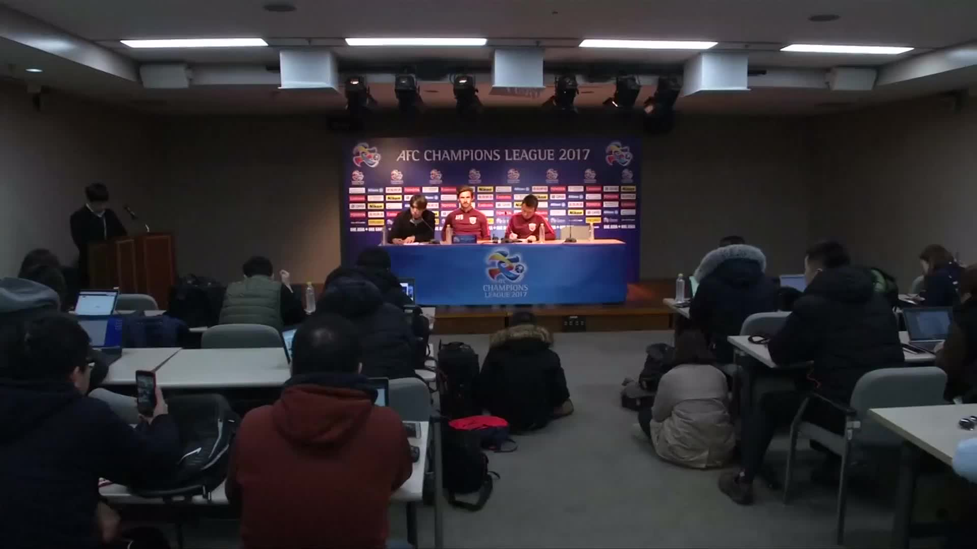 Shanghai SIPG stars Hulk and Oscar prepare for Asian Champions League match against FC Seoul