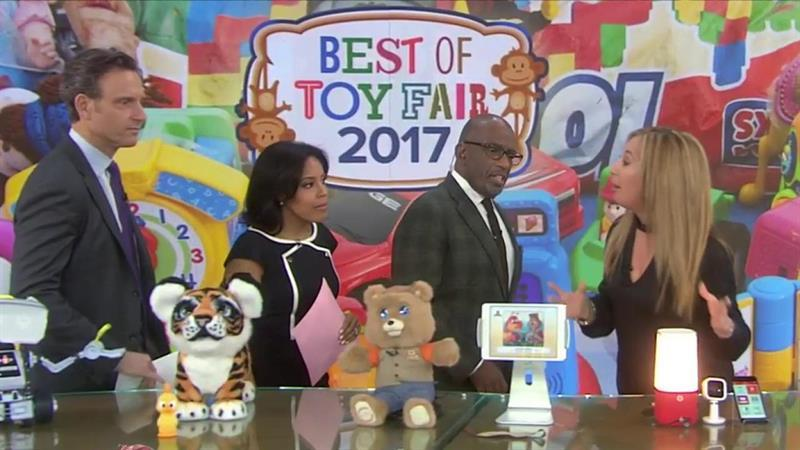 2017 hottest toys: Teddy Ruxpin, FurReal Pet, hologram Barbie and more