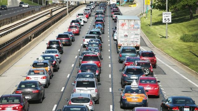 Los Angeles Tops List of World's Most Congested Cities
