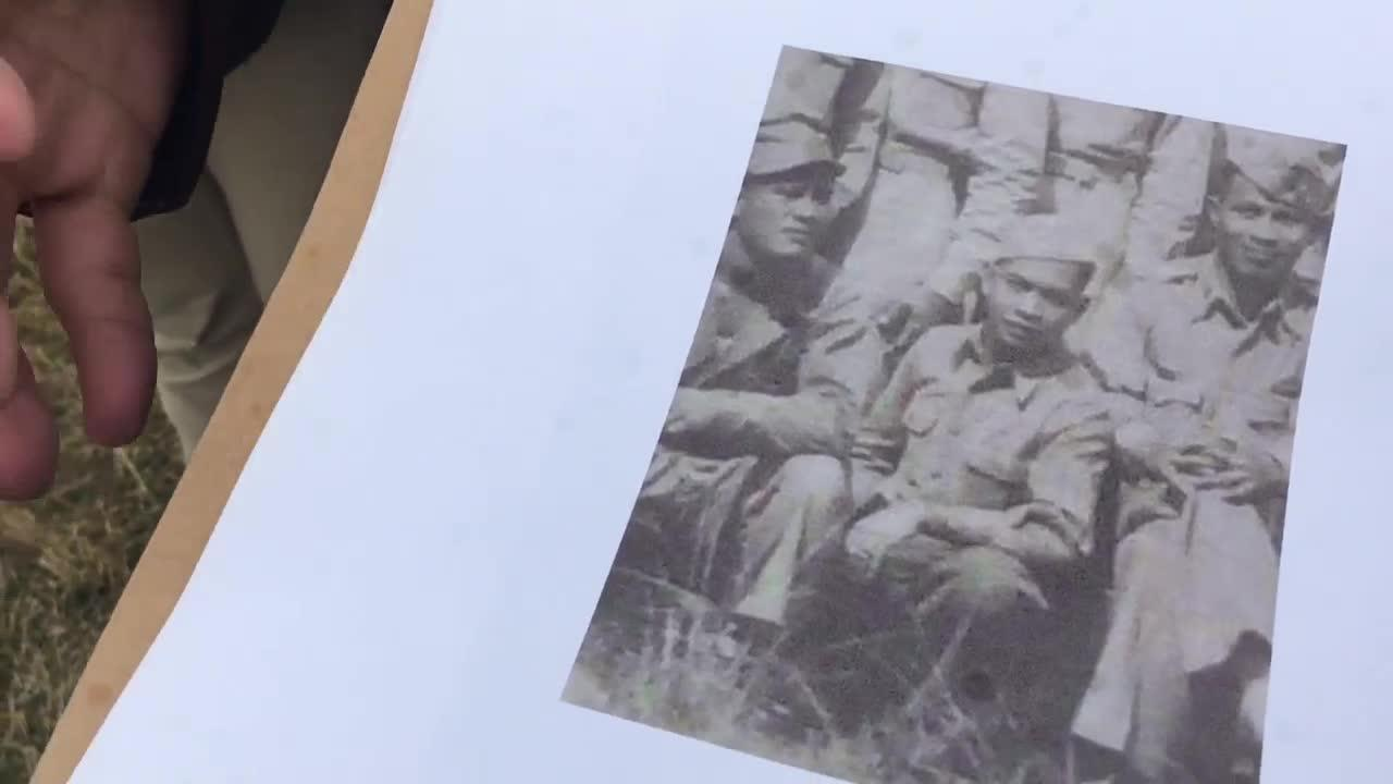 A group of UMKC students are training for the Bataan Death March