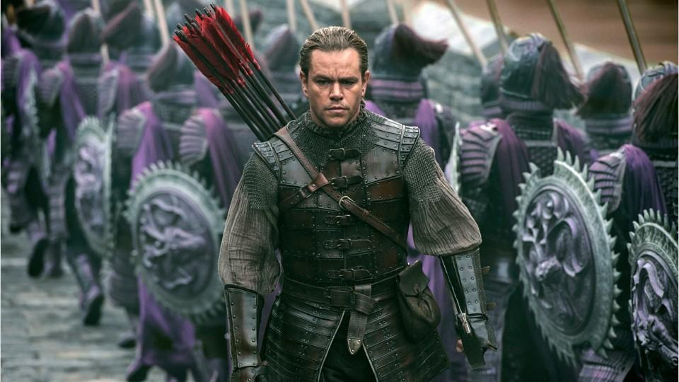 'The Great Wall' Did Better Than Expected