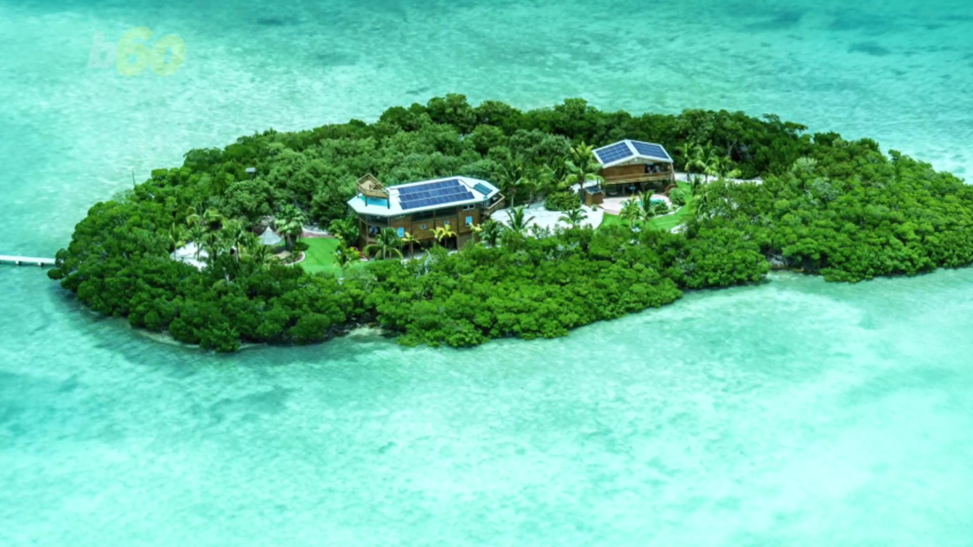 Former Rockstar's Private Island Up For Sale in the Florida Keys