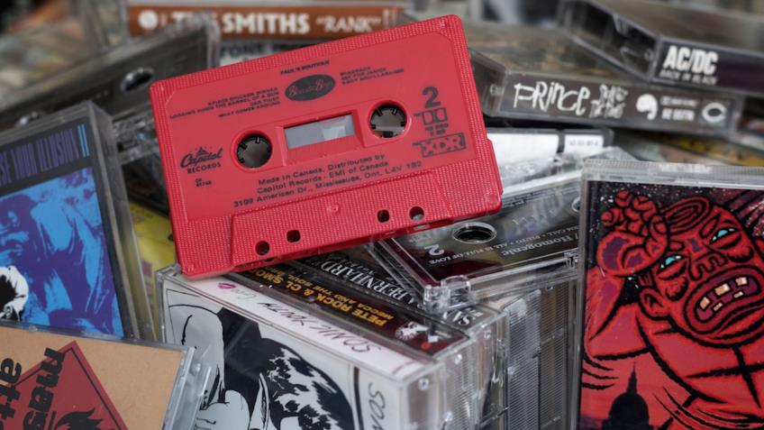 Juno nominees on the surprising revival of cassette tapes