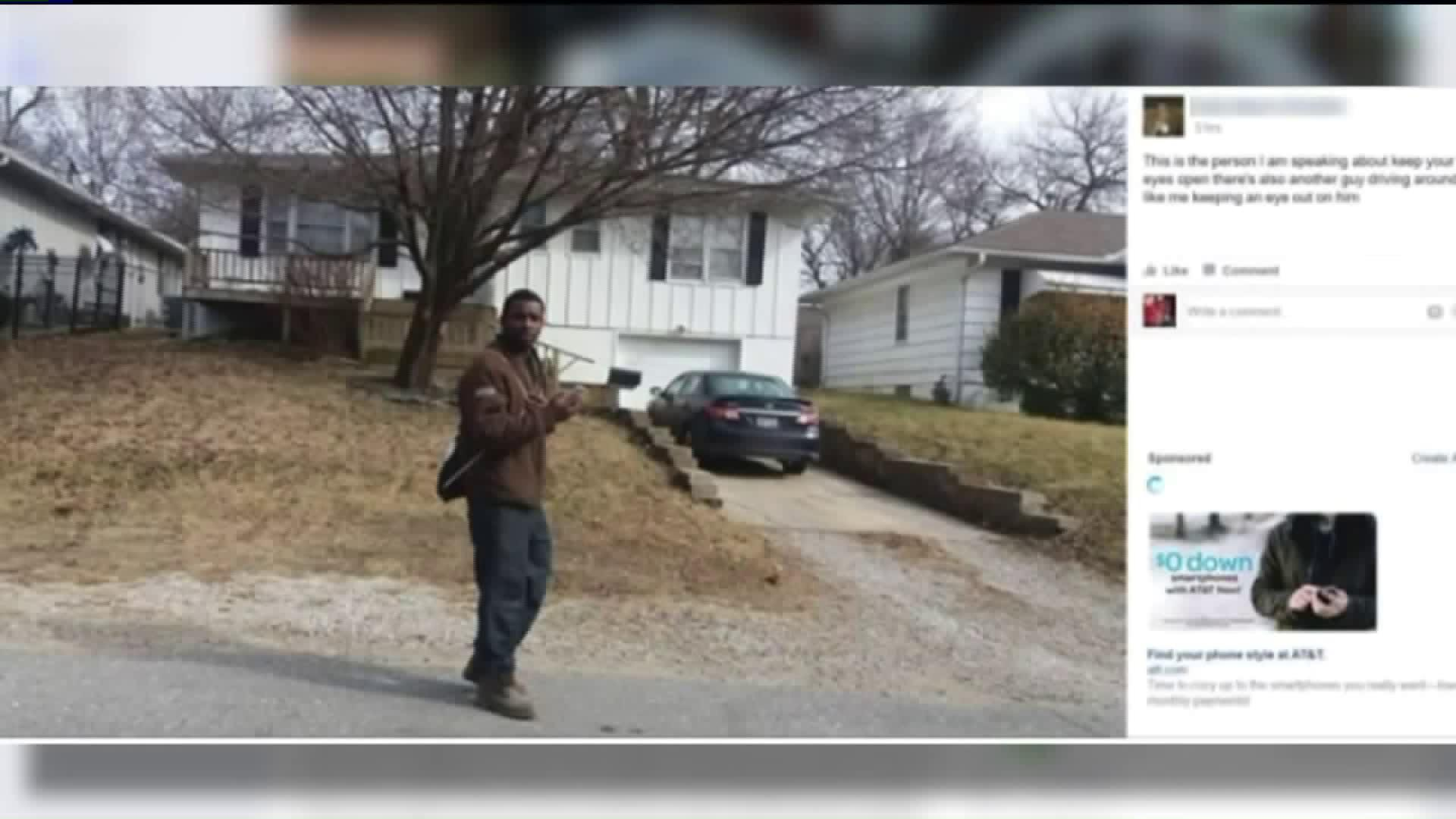 Father Humiliated After Woman Labeled Him 'Suspicious,' Posted His Photo on Facebook