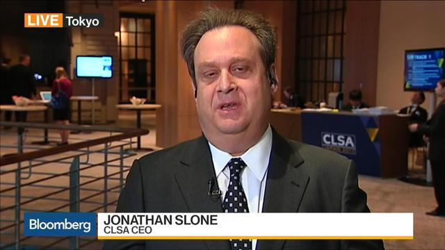 CLSA CEO Stone Says Commodities Cycle Has Bottomed Out