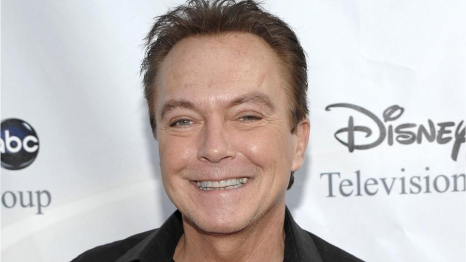 David Cassidy Reveals His Dementia Diagnosis