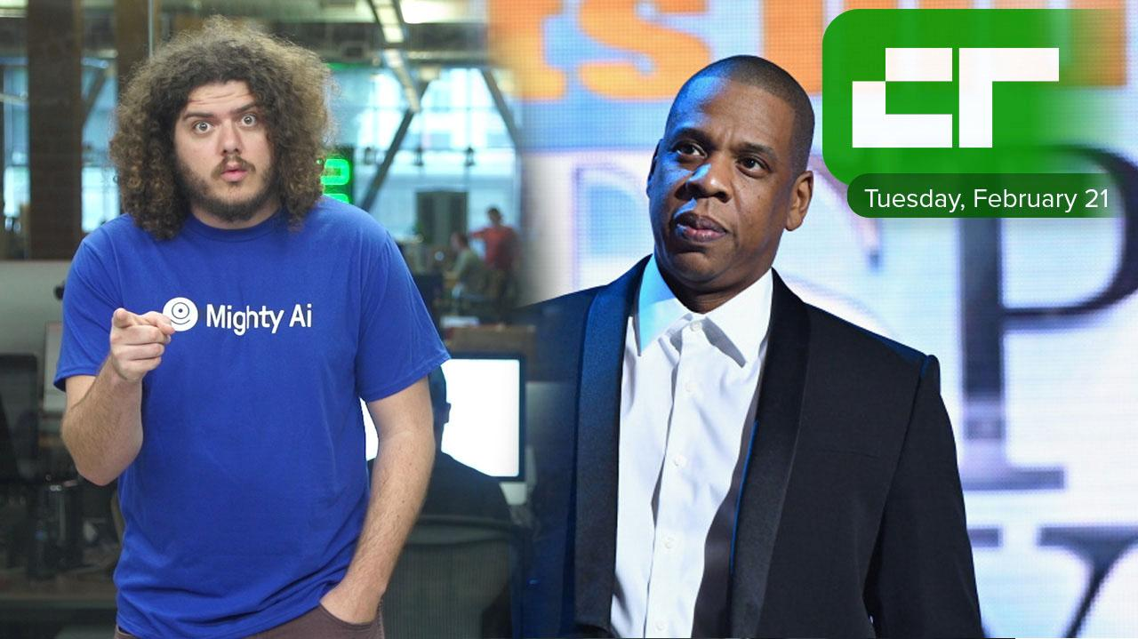 Crunch Report | Jay Z Is Planning a VC Fund
