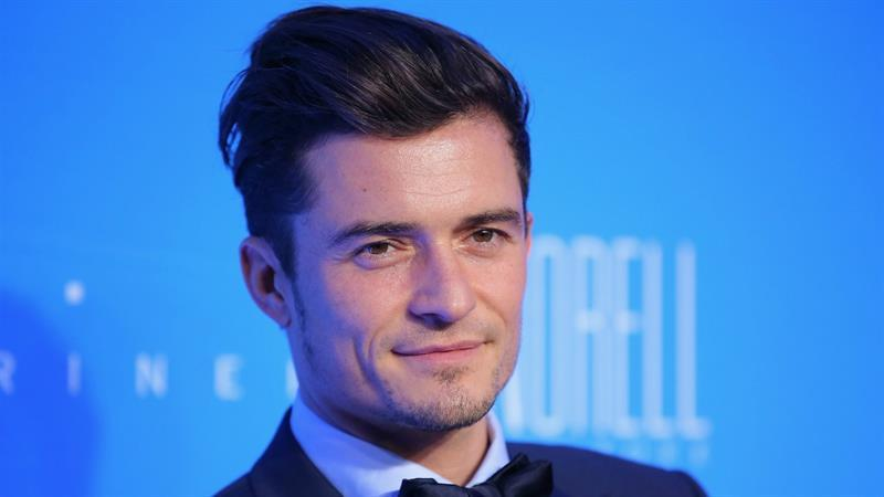 Orlando Bloom Shares Inspiring Footage From UNICEF Trip