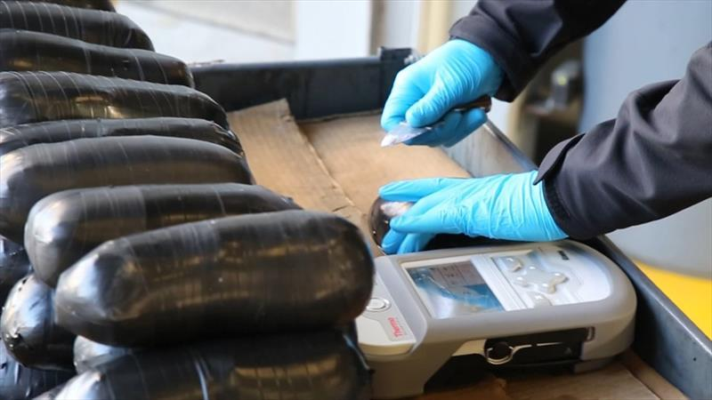 Smugglers sneaking drugs into US through legal ports