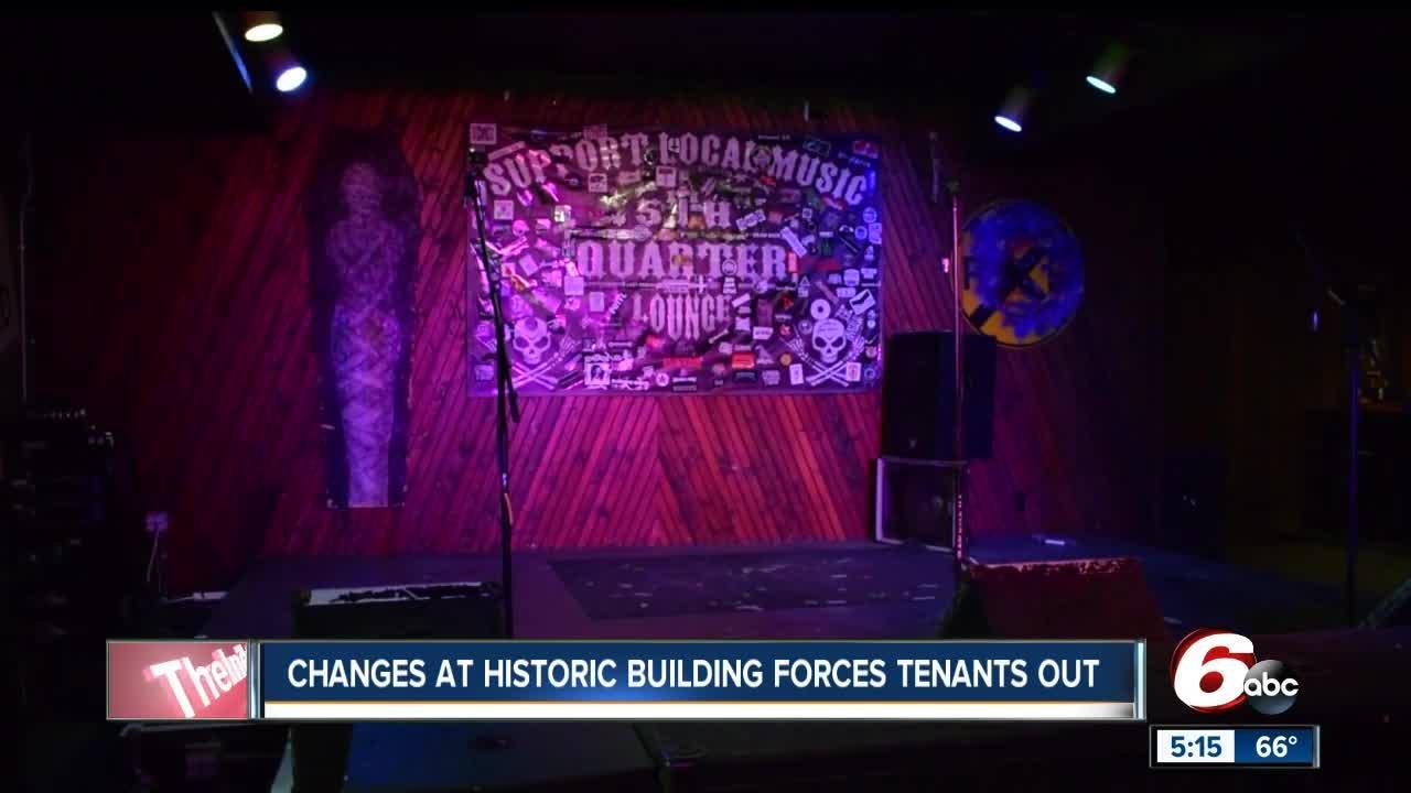 Renovation plans forcing 5th Quarter Lounge out of historic Southside Turners building