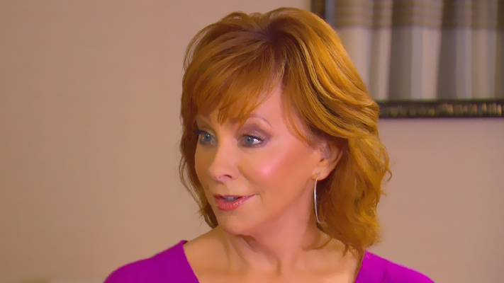 Reba McEntire In NYC Part 2