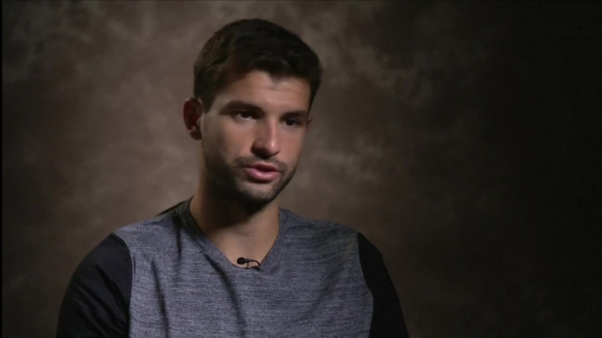 Resurgent Dimitrov excited to play at Queen's