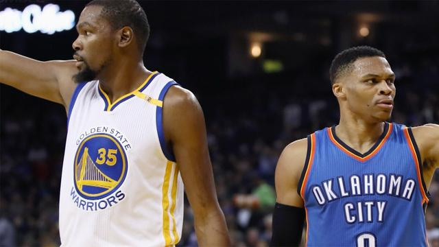 "Shaq on Kevin Durant vs Russell Westbrook: ""I Did the Same to Penny"""