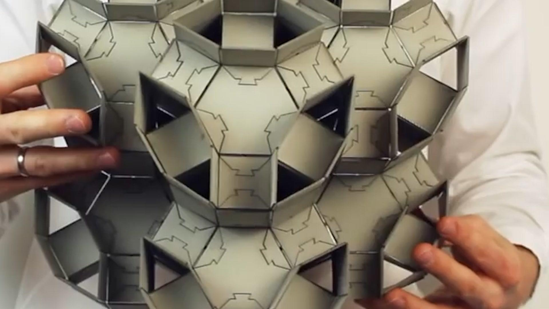 This shape shifting model could be the future of design engineering