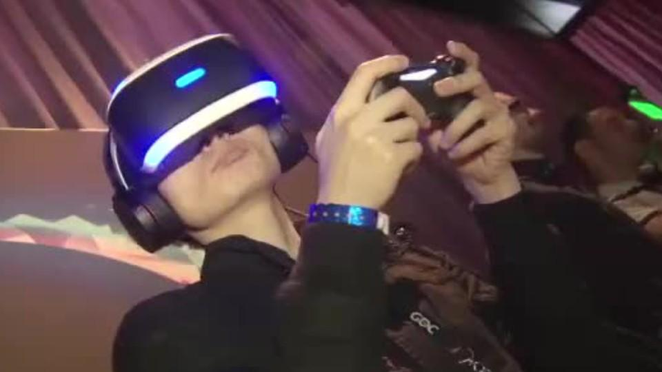 VR Headed To Imax
