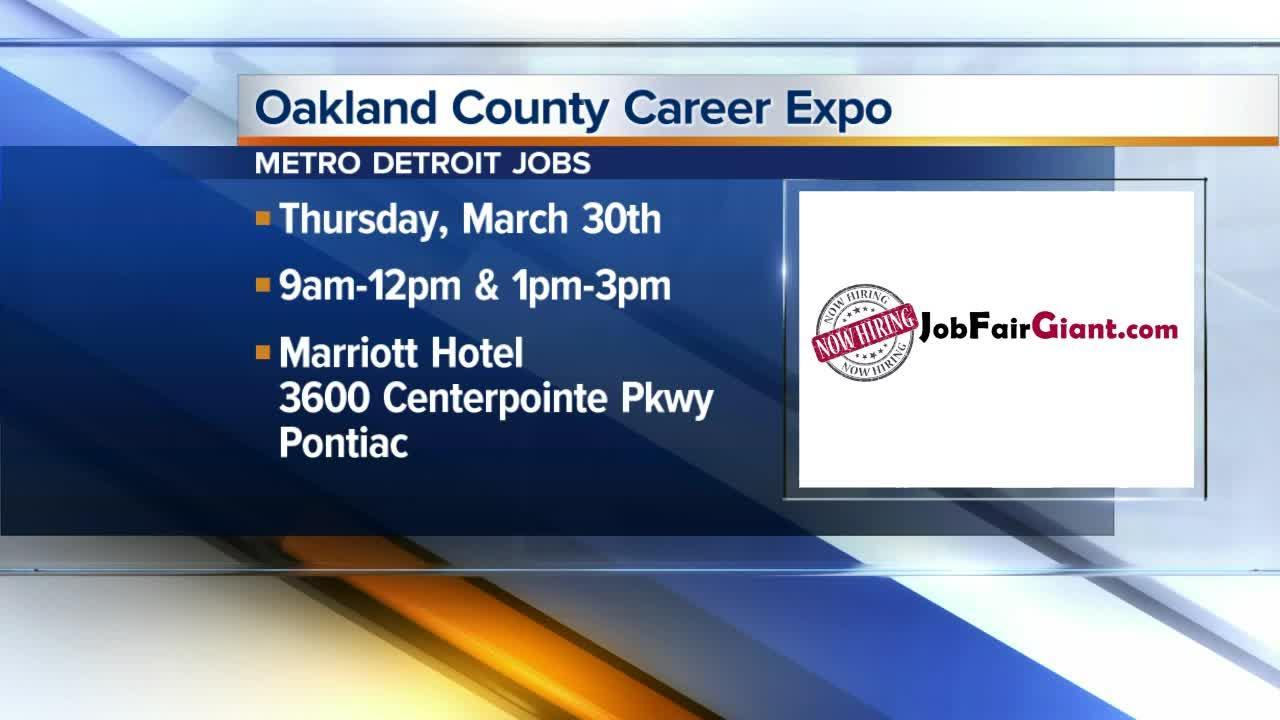 Workers Wanted: Oakland County Career Expo