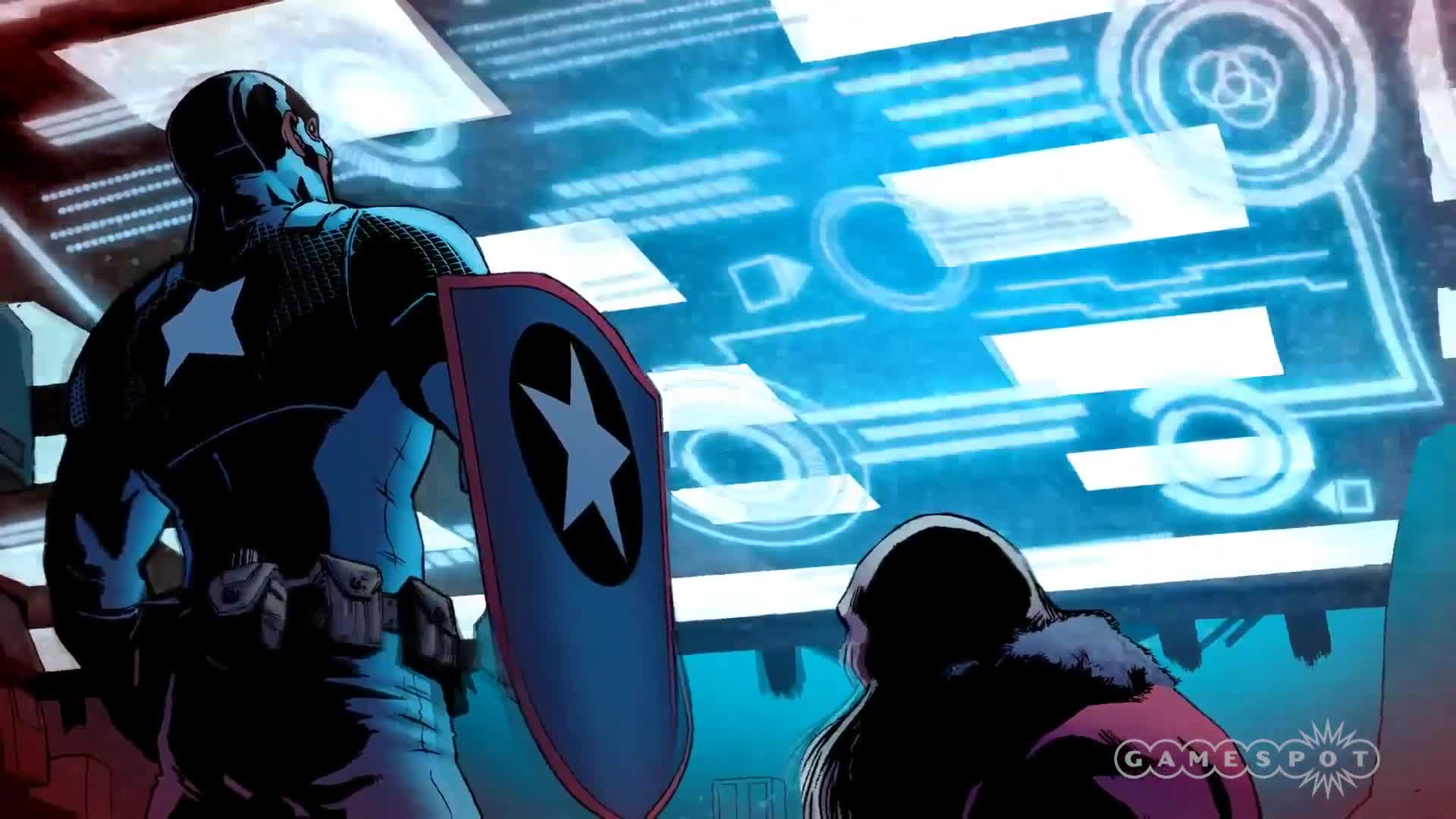 Captain America - Hail Hydra Launch Trailer