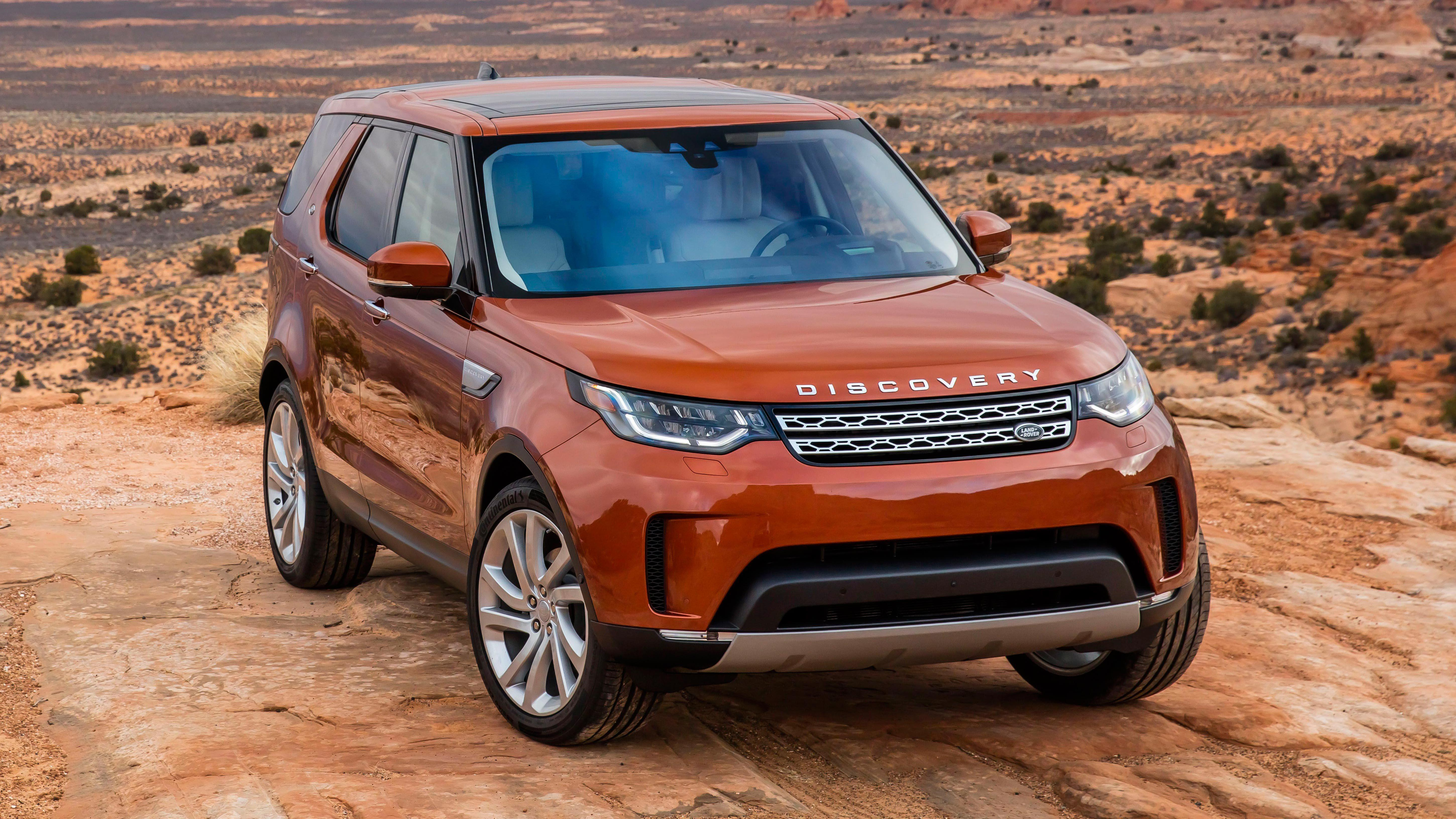 2017 Land Rover Discovery: Bigger, bolder, more capable than ever