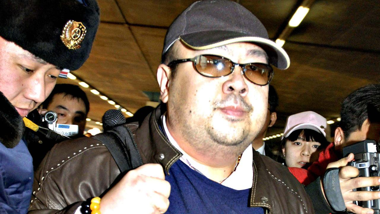 VX used in Kim Jong Nam killing