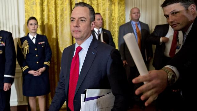 Priebus Asks FBI to Dispute New York Times Claims on Russia