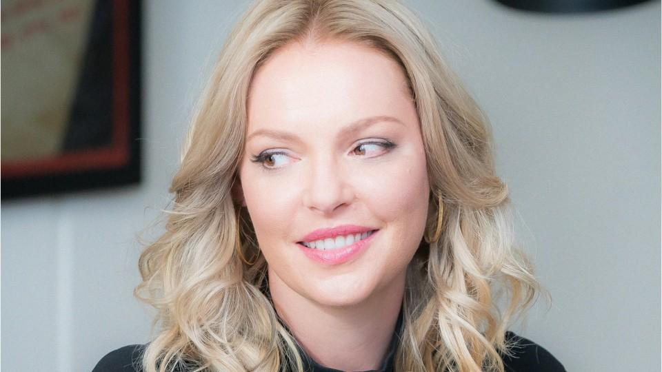 Katherine Heigl's Latest Drama Has Been Cancelled