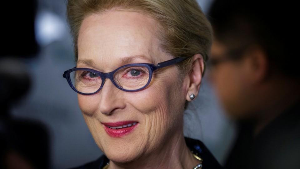 Meryl Streep Will Be A Presenter At The Academy Awards