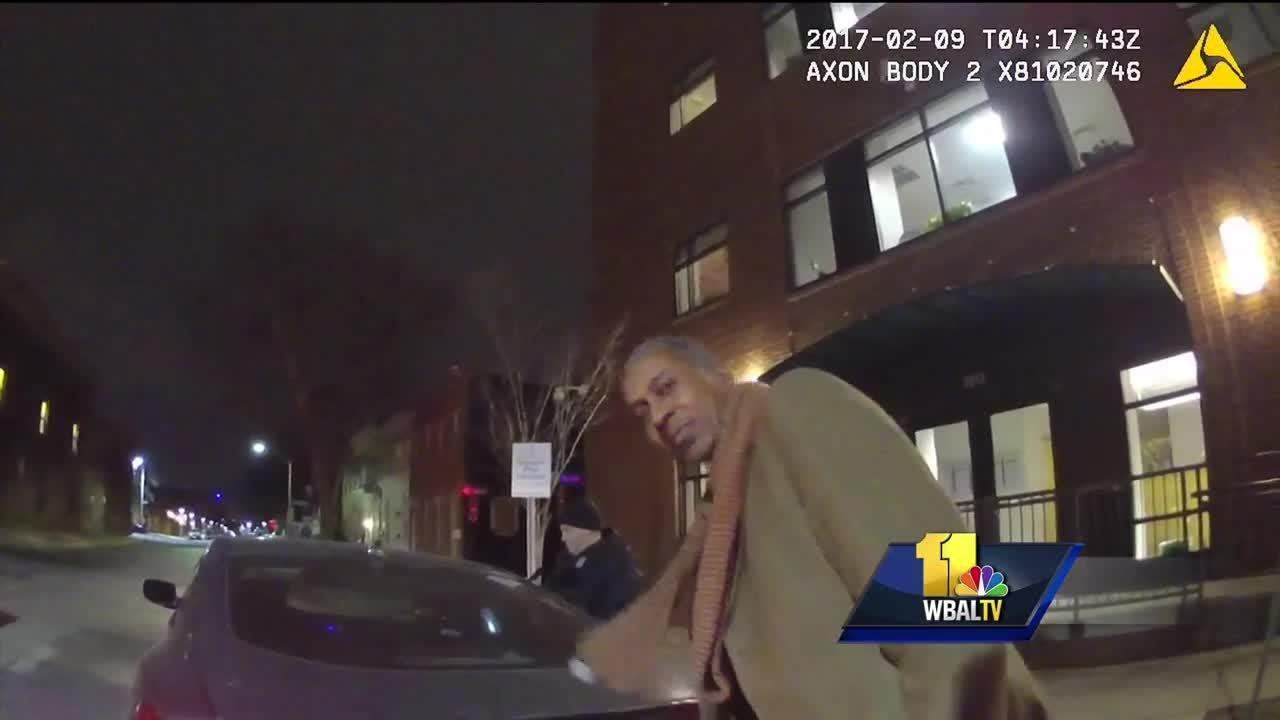 Video: Councilman's traffic stop caught on camera