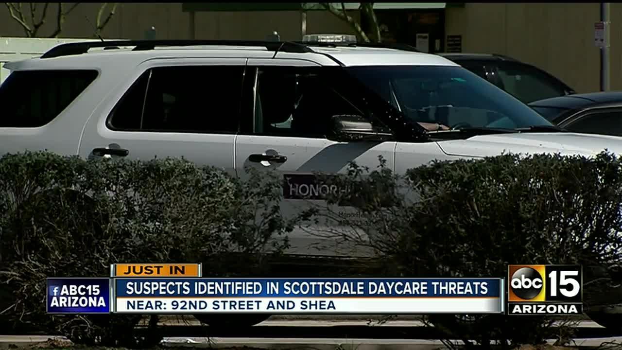 PD: 2 Ohio kids behind Scottsdale daycare threats