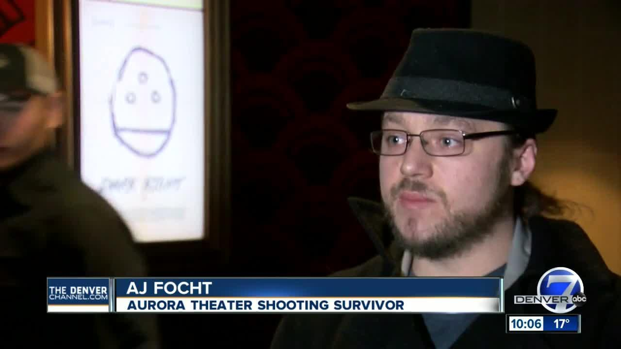 Aurora Theater Shooting survivors react to 'Dark Night'