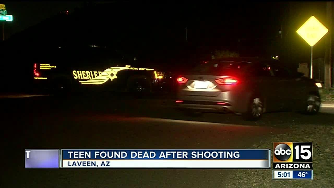 Teen killed in Laveen shooting