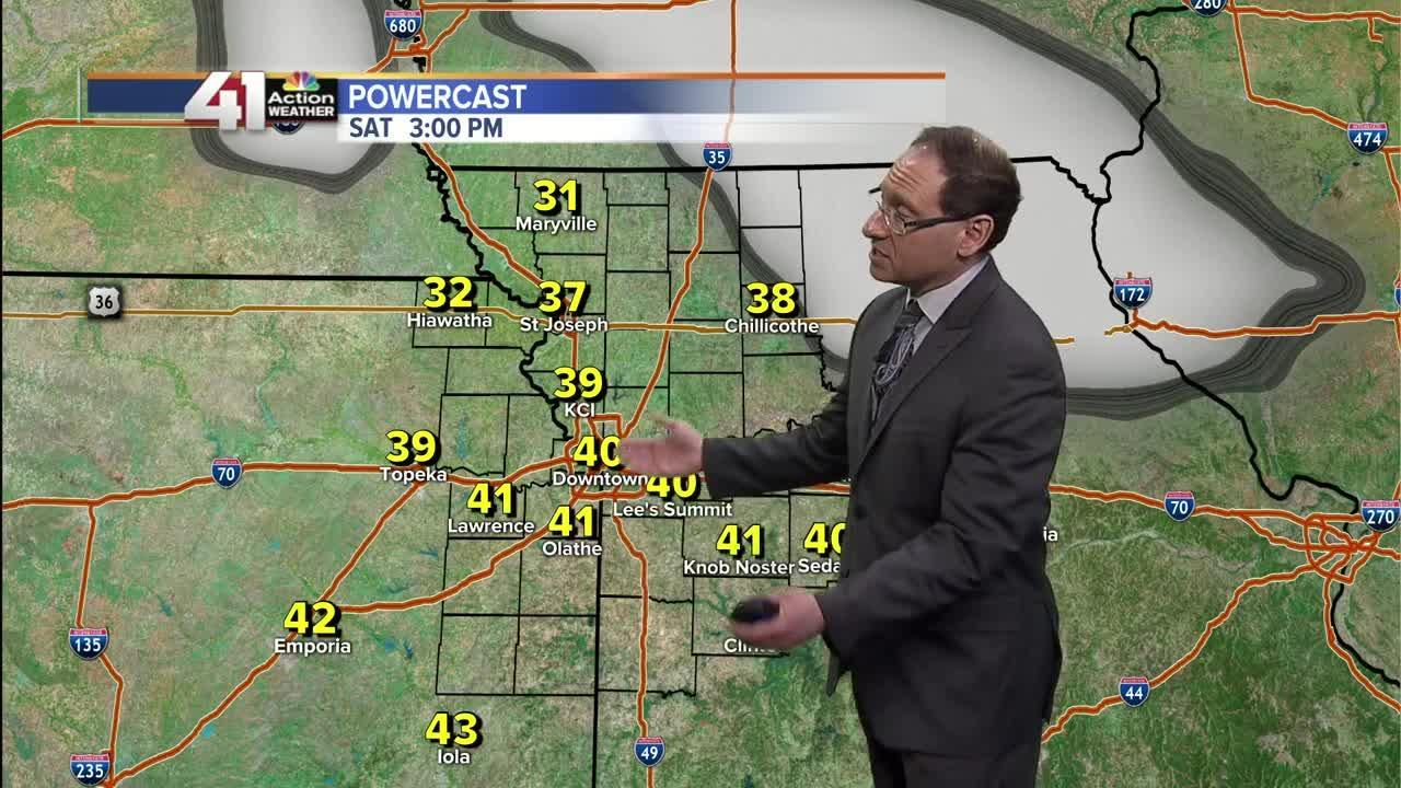 Jeff Penner Saturday Afternoon Forecast Update 2 25 17