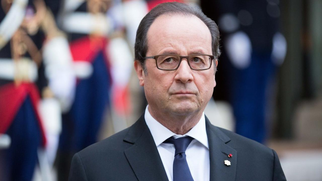 French President Hollande Hits Back at President Trump's Paris Comments