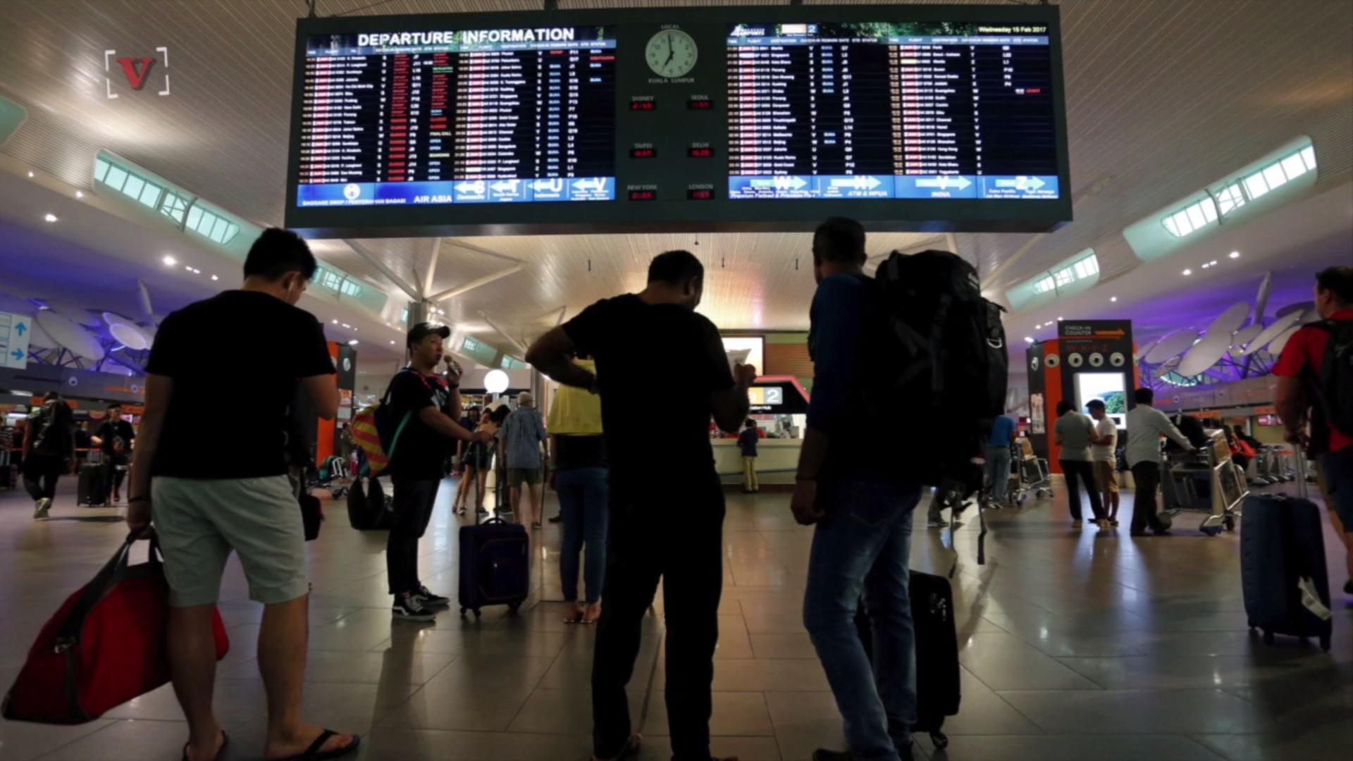 Malaysia Sweeping Airport for Chemical Weapons After Kim Jong-nam's Death