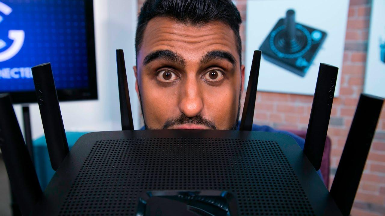 Catch up on the latest in routers with Andy Baryer | GetConnected
