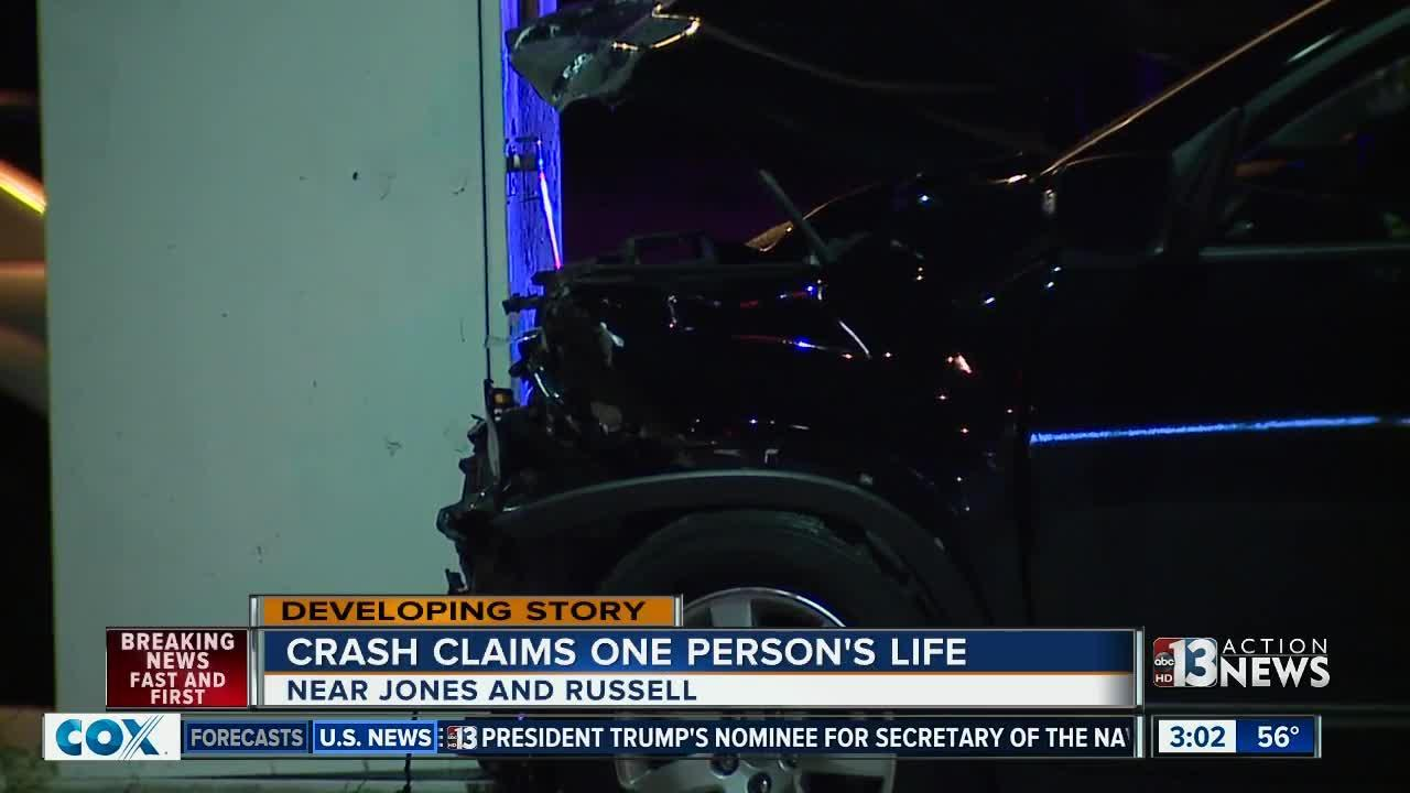 Man arrested for causing fatal crash