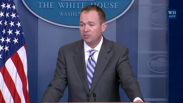 White House Doesn't Deny That Entitlement Cuts Could Come