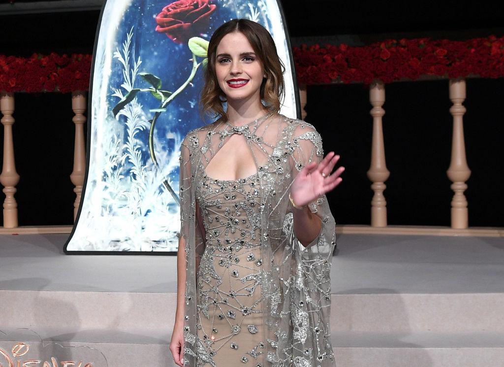 New photos confirm Emma Watson is a real-life Disney princess