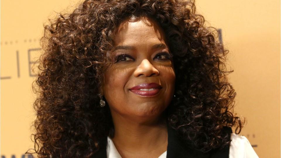 Oprah May Run For President