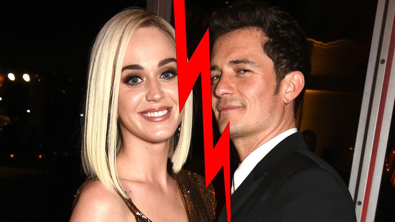 Katy Perry & Orlando Bloom SPLIT For THIS Reason