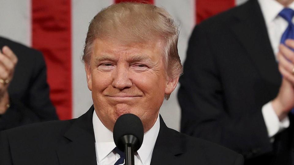 Trump's New Meesage