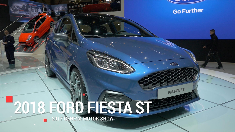 2014 14 Ford Fiesta 1.6 Ecoboost ST-2 3dr (Spirit Blue, Petrol ...