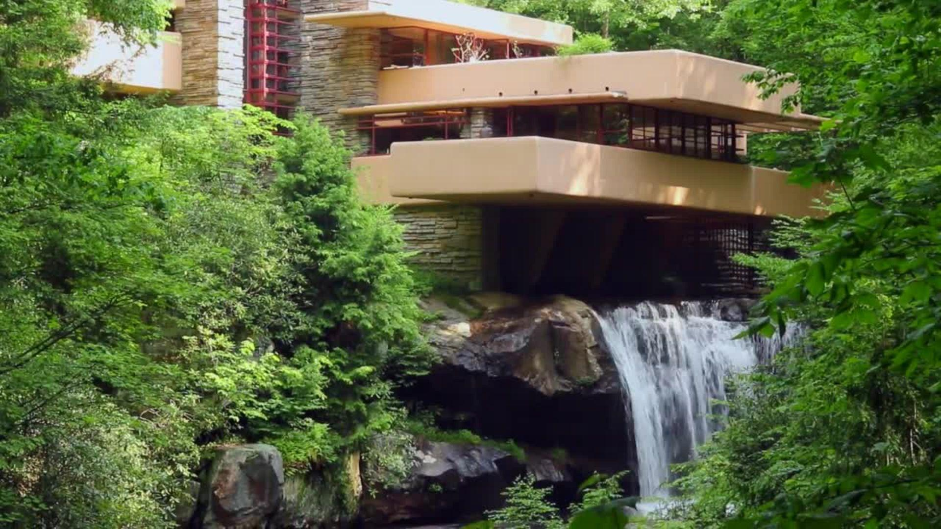 Frank Lloyd Wright's Iconic Fallingwater House