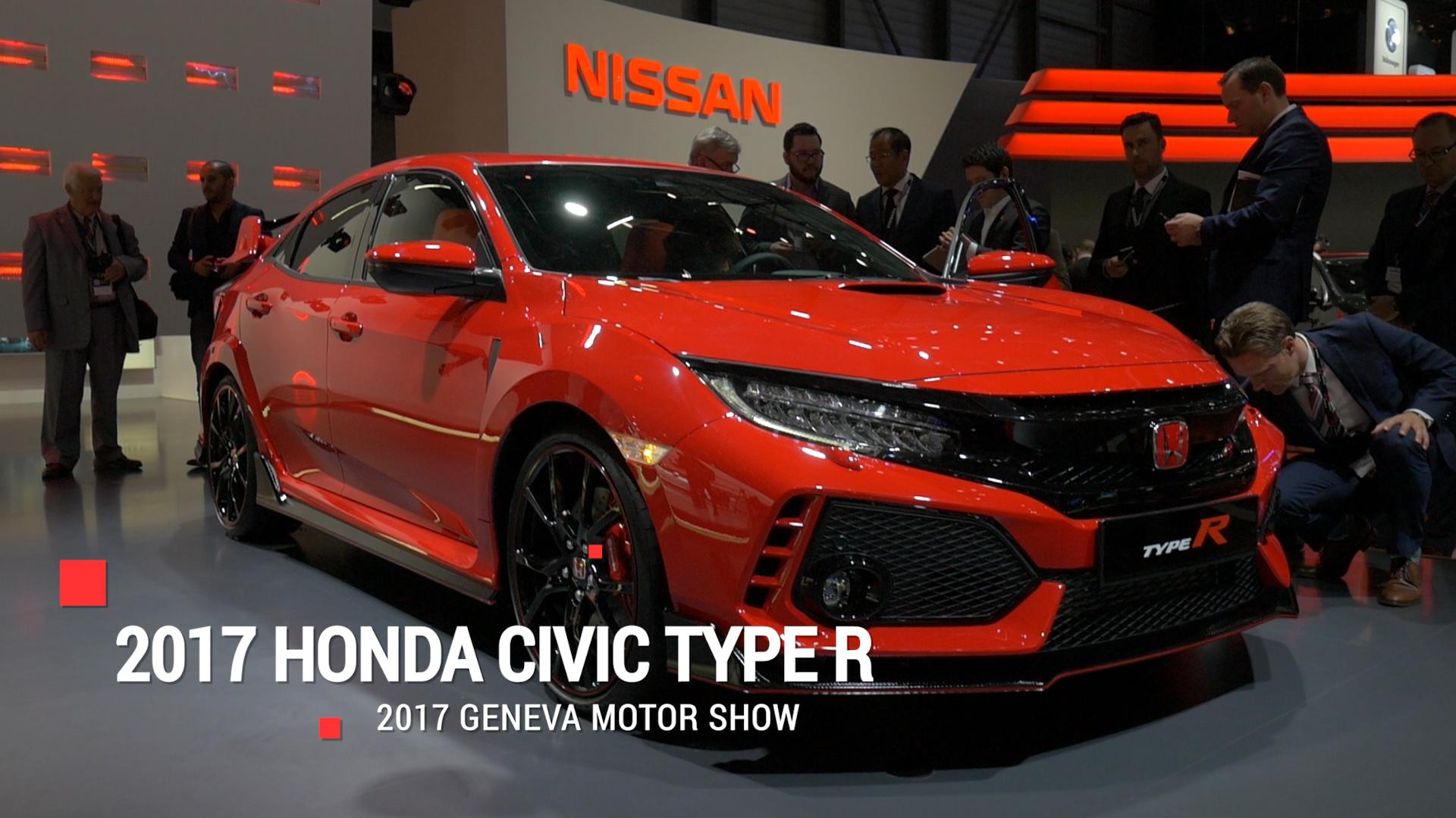 Brand New 2017 Honda Civic Type R Wrecked On Drive Home From Dealer    Autoblog