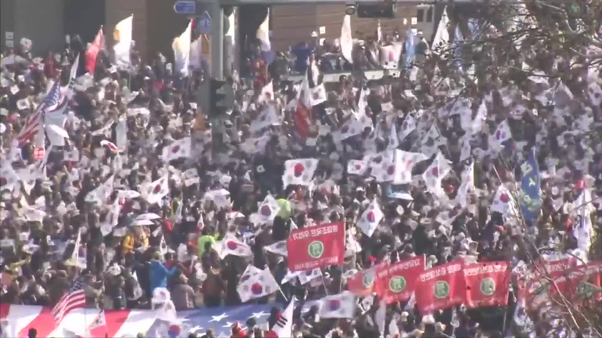 South Korea Split Over President's Impeachment