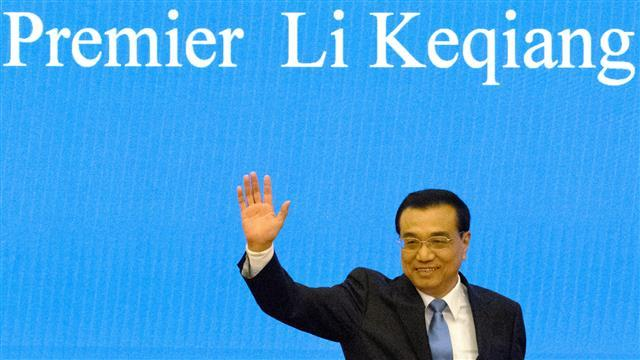 Does Chinese Premier's Annual Goodbye Signal His Future?